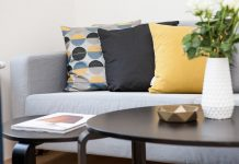 condo couch